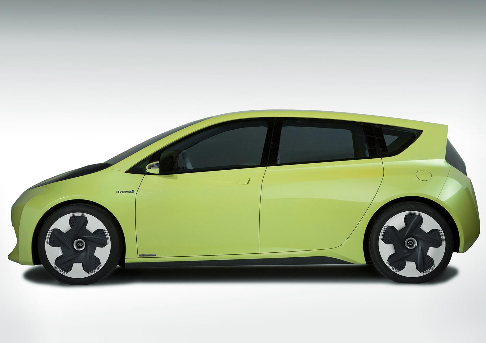 2010 Toyota FT CH Concept photo - 1