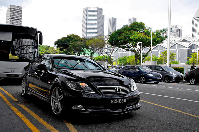 2010 Wald Lexus LS460 photo - 2