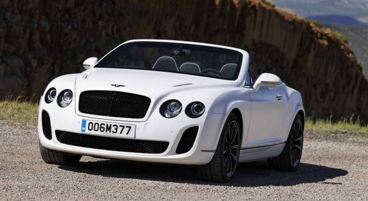 2011 Bentley Continental Supersports Convertible photo - 3