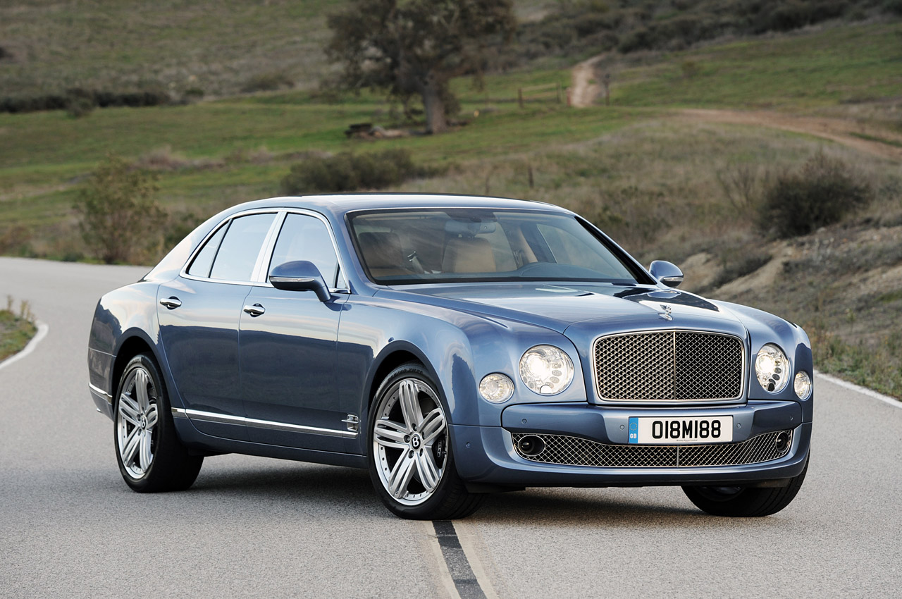 2011 Bentley Mulsanne photo - 1
