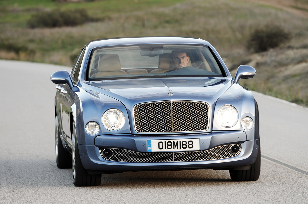 2011 Bentley Mulsanne photo - 2
