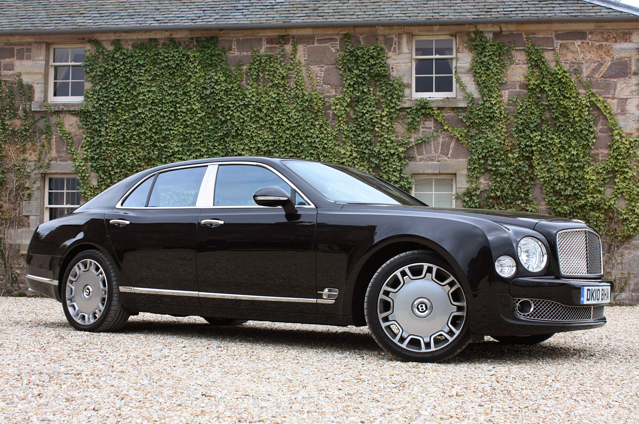 2011 Bentley Mulsanne photo - 3