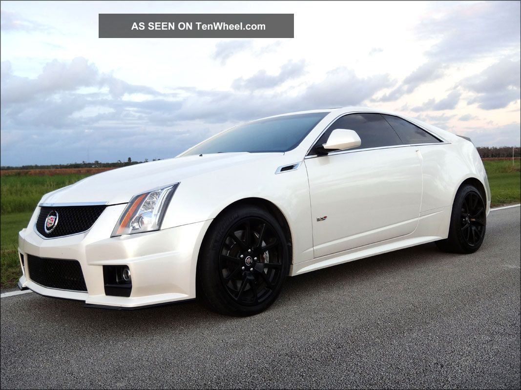 2011 cadillac cts v coupe car photos catalog 2018. Black Bedroom Furniture Sets. Home Design Ideas