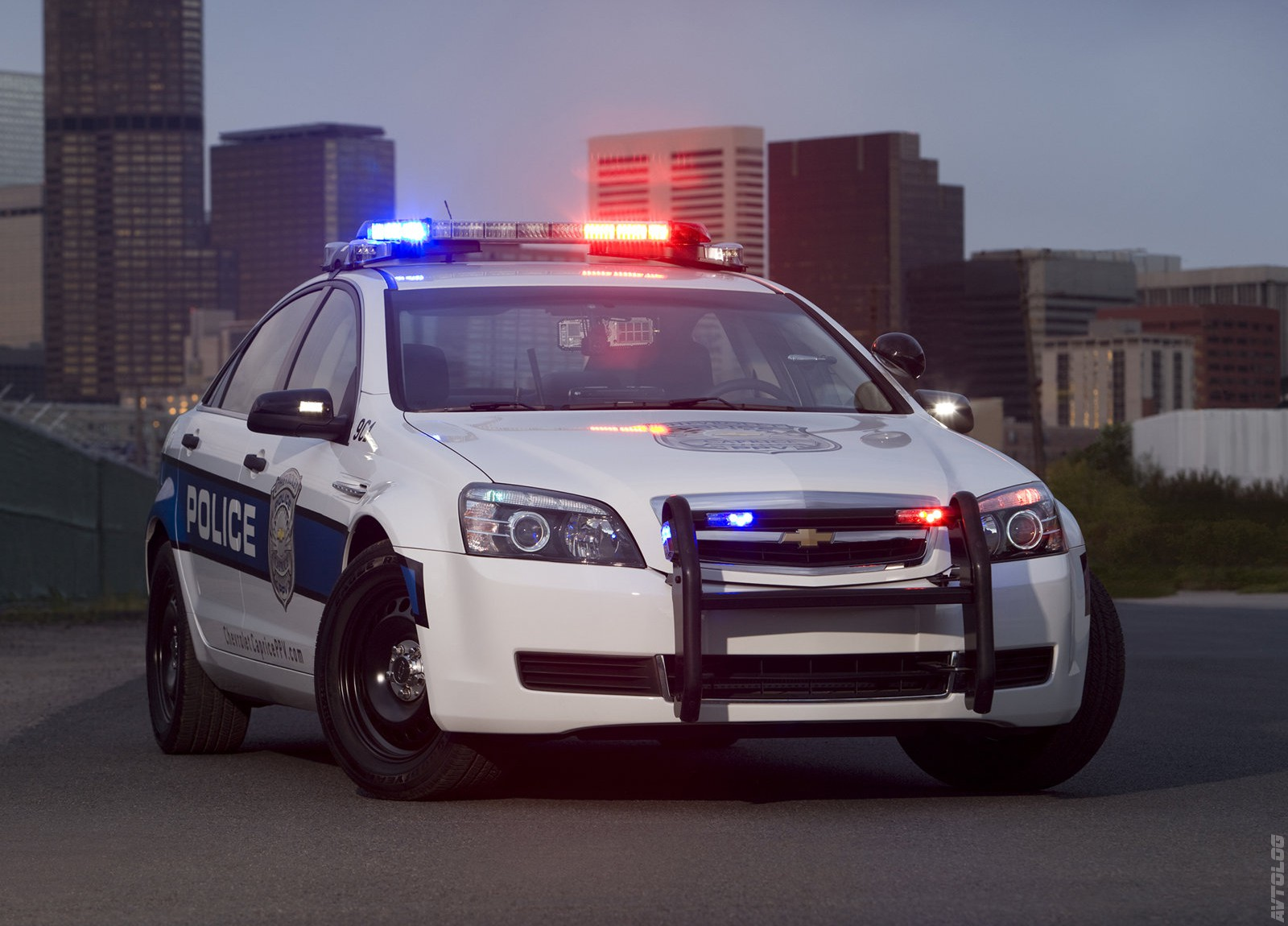 2011 Chevrolet Caprice Police Patrol Vehicle photo - 1