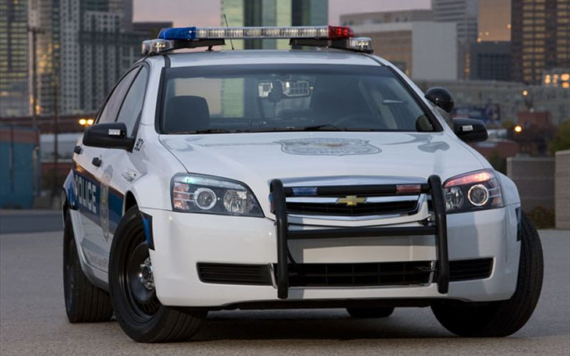 2011 Chevrolet Caprice Police Patrol Vehicle photo - 2