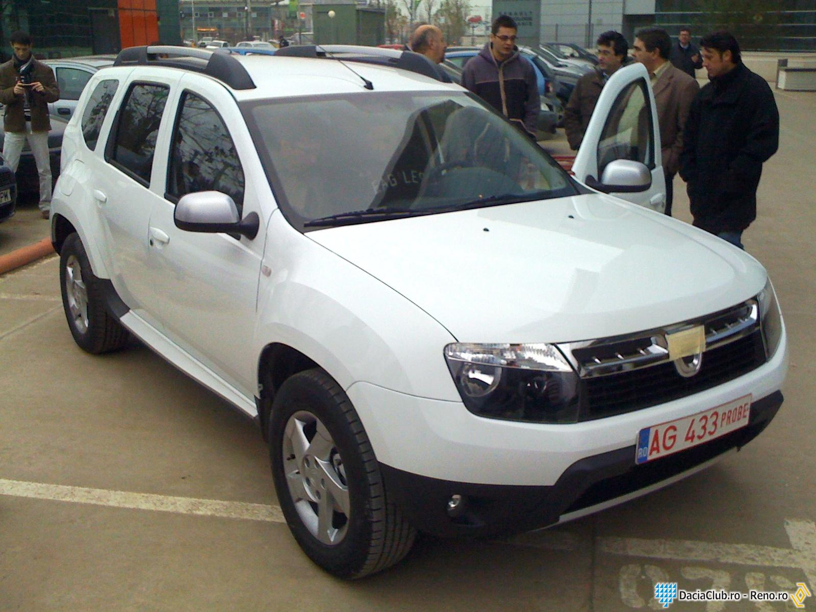 2011 Dacia Duster photo - 1