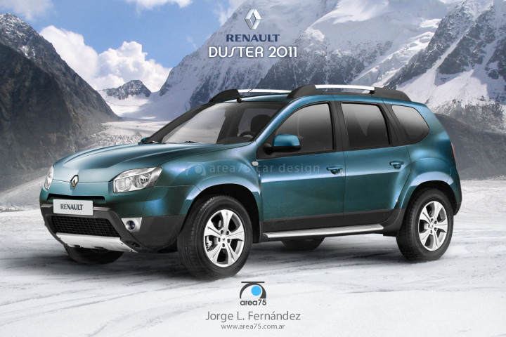2011 Dacia Duster photo - 3