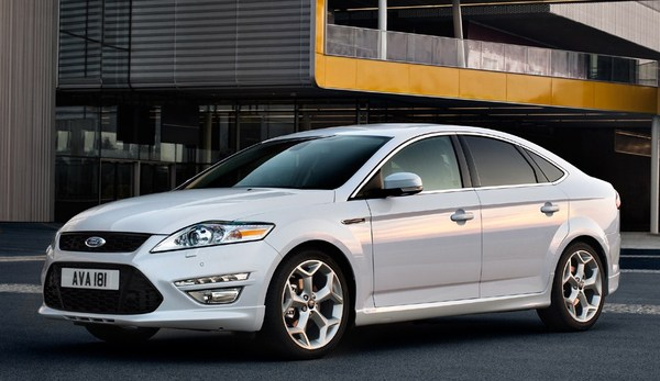 2011 Ford Mondeo photo - 2
