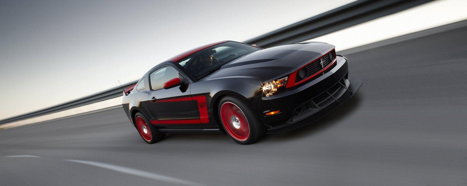 2011 Ford Mustang Boss 302R photo - 2