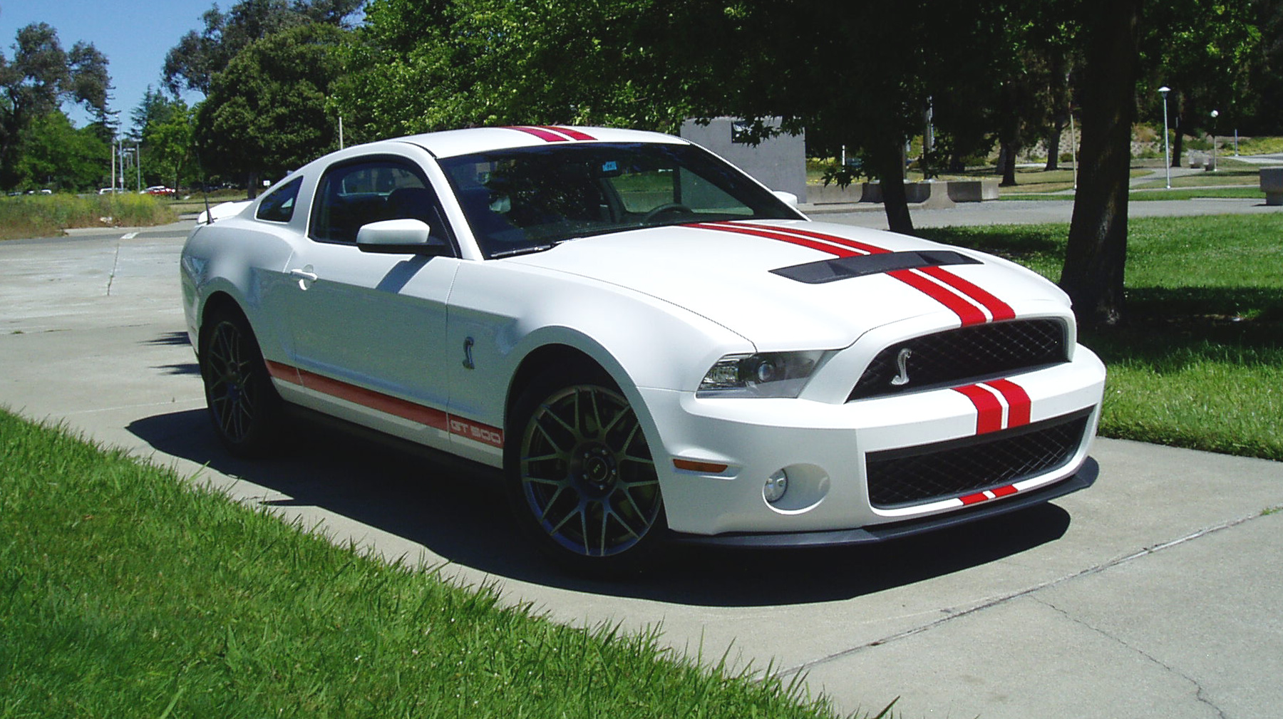 2011 Ford Mustang Shelby GT500 photo - 1