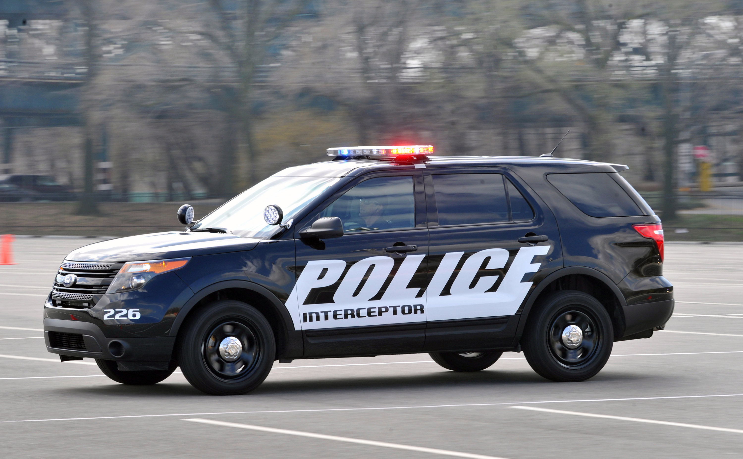 2011 Ford Police Interceptor Utility Vehicle | Car Photos Catalog 2018