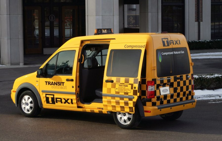 2011 Ford Transit Connect Taxi photo - 1