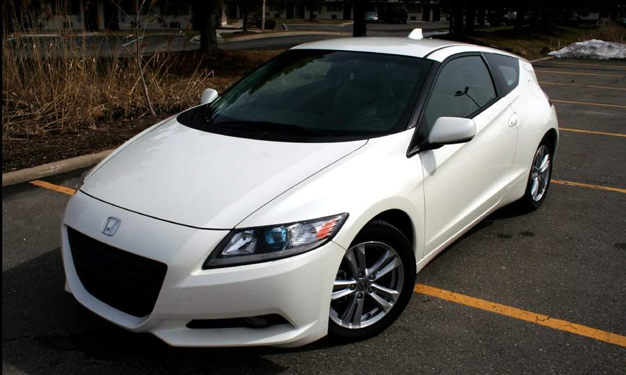 2011 Honda CR Z photo - 3