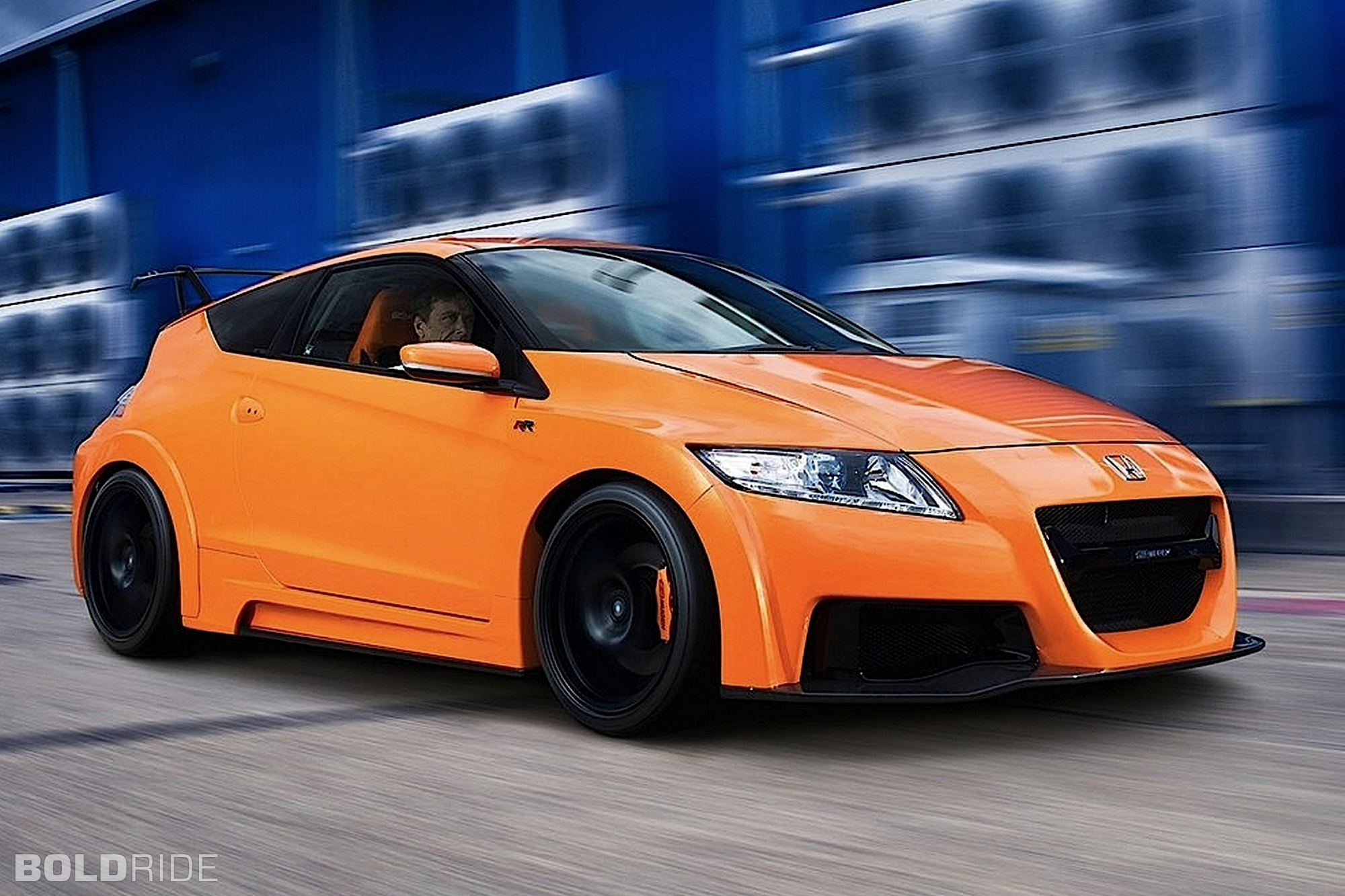 2011 Honda CR Z Mugen RR Concept photo - 2