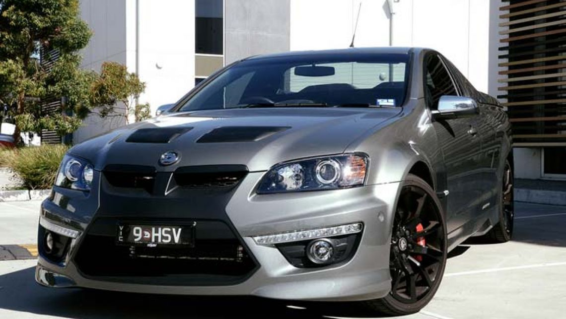 2011 HSV E3 Maloo R8 photo - 3