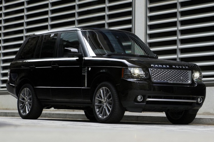 2011 land rover range rover autobiography black car. Black Bedroom Furniture Sets. Home Design Ideas