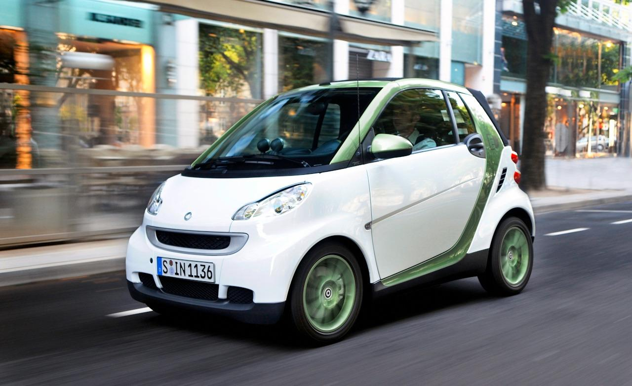2011 Smart fortwo photo - 2