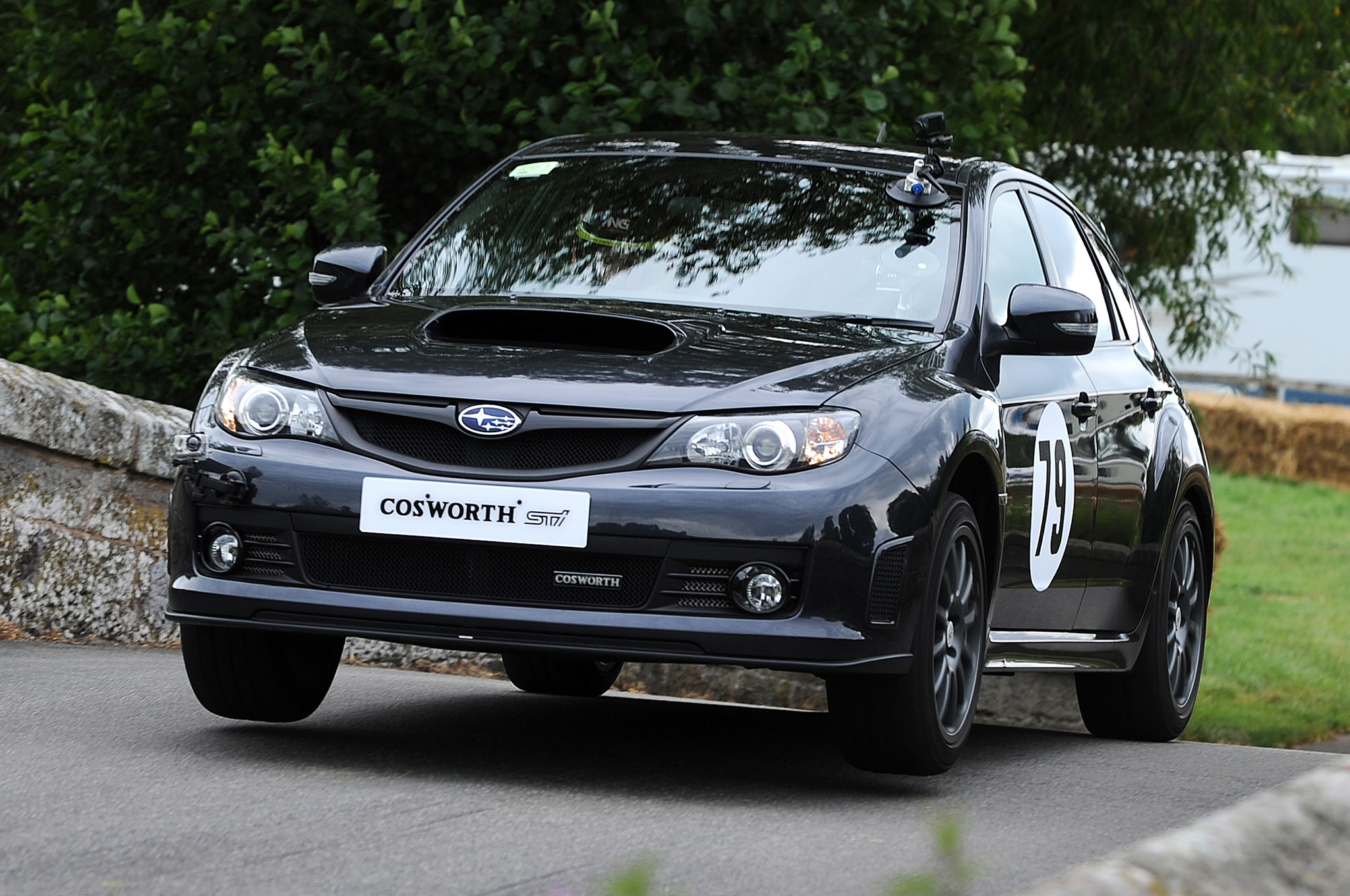 2011 Subaru Impreza STI Cosworth CS400 photo - 1