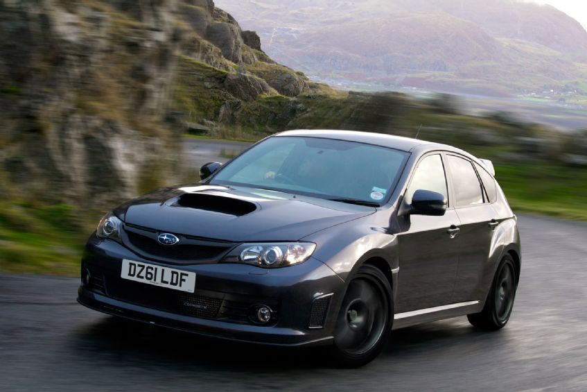 2011 Subaru Impreza STI Cosworth CS400 photo - 2