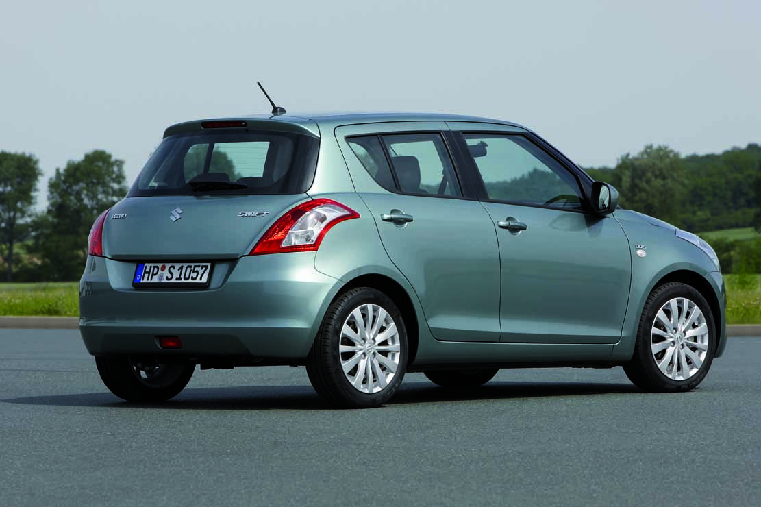 2011 Suzuki Swift photo - 3