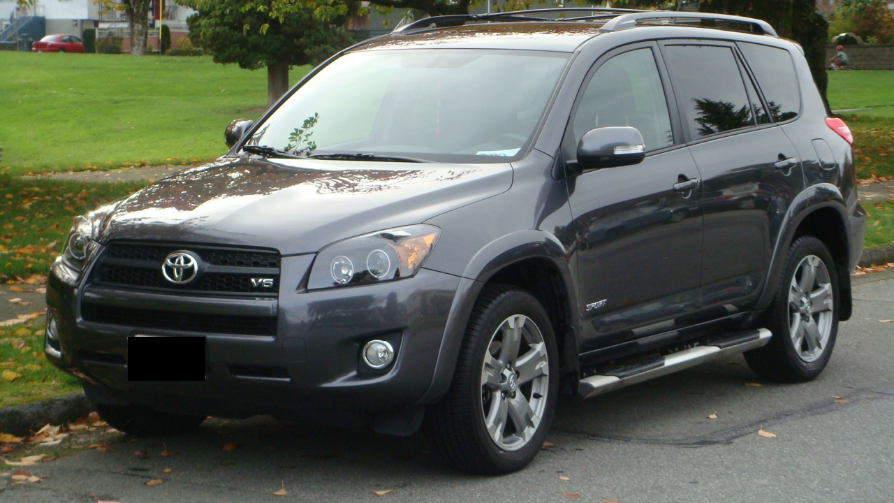 2011 Toyota RAV4 photo - 1