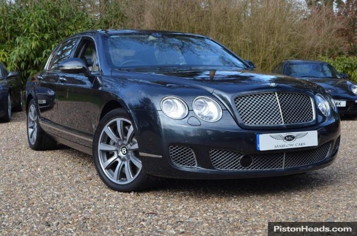 2012 Bentley Continental Flying Spur Series 51 photo - 1