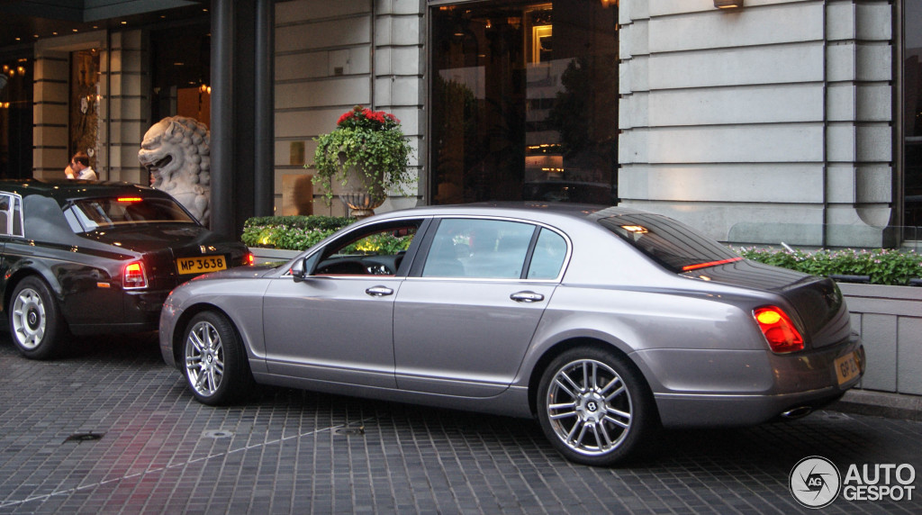 2012 Bentley Continental Flying Spur Series 51 photo - 3