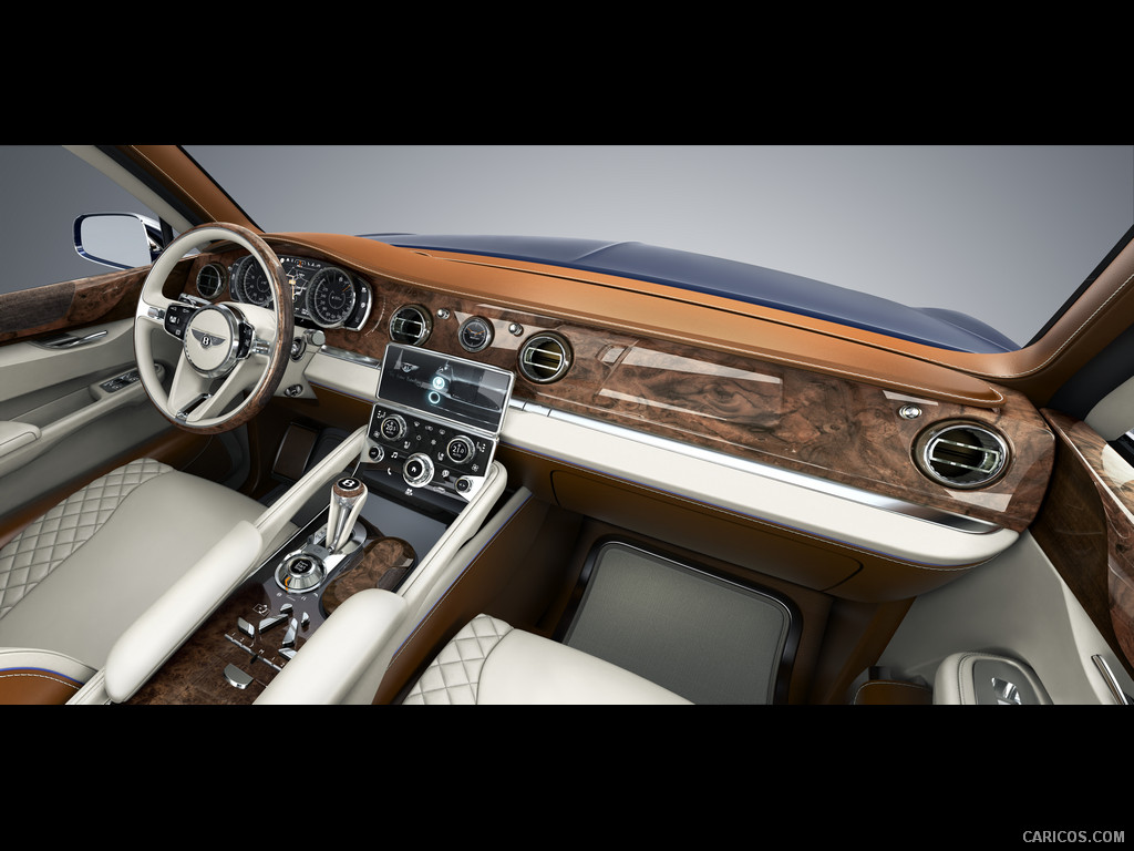 2012 Bentley EXP 9 F Concept photo - 3