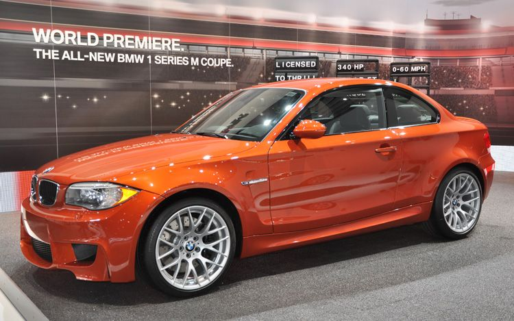 2012 BMW 1 Series Coupe photo - 3