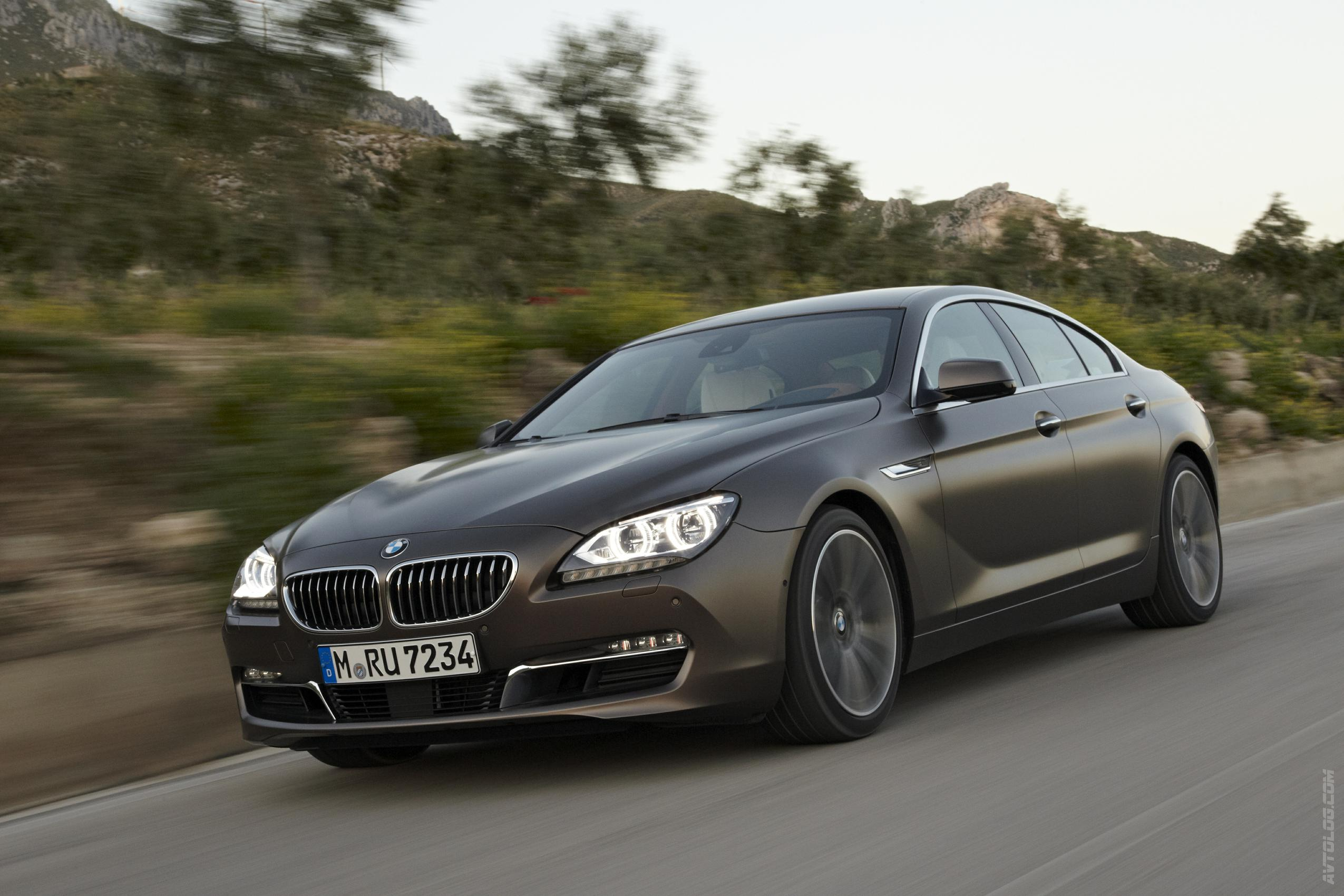 2012 BMW 6 Series Coupe photo - 1
