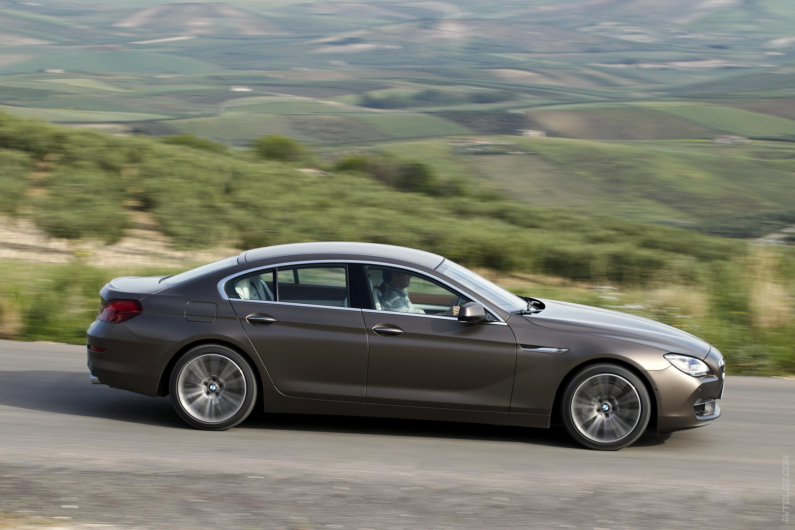 2012 BMW 6 Series Coupe photo - 2