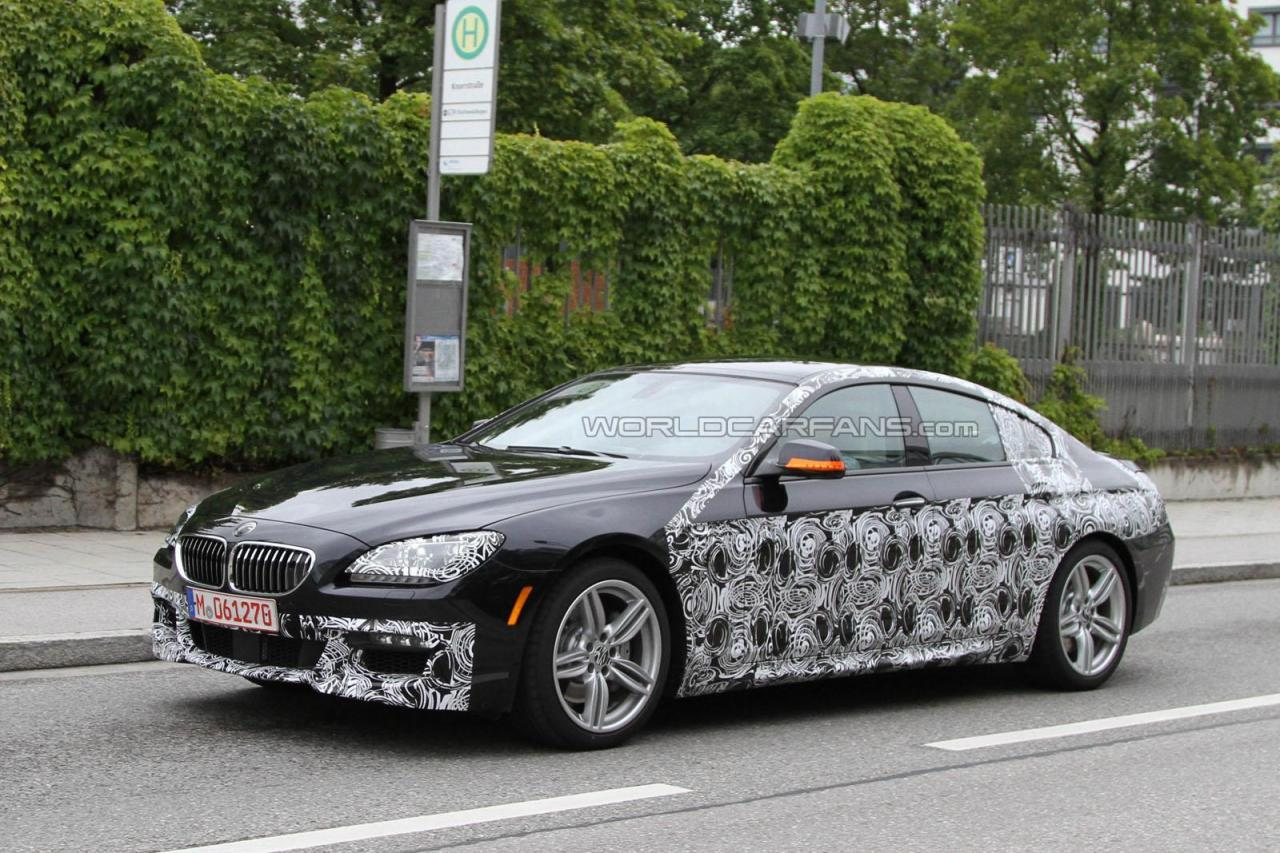 2012 BMW 6 Series Coupe photo - 3