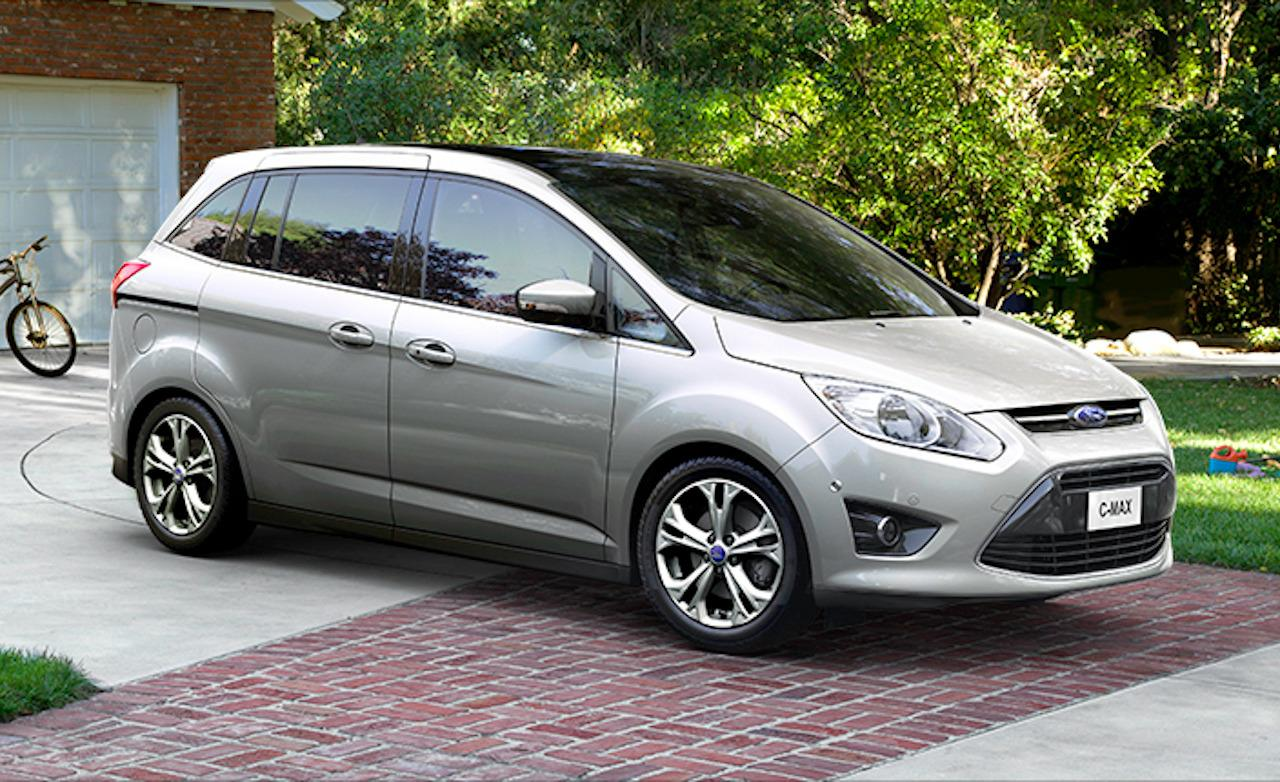 2012 Ford C MAX photo - 2