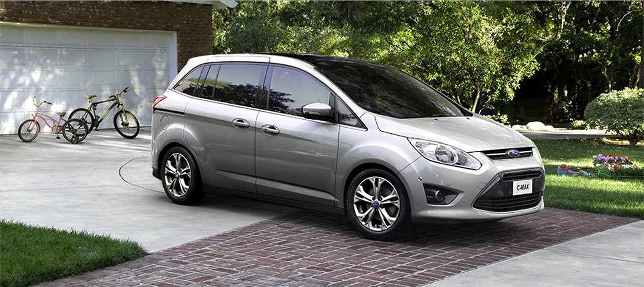 2012 Ford C MAX photo - 3