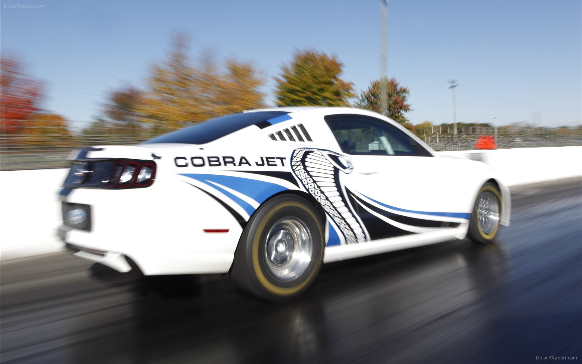 2012 Ford Mustang Cobra Jet Twin Turbo Concept photo - 1