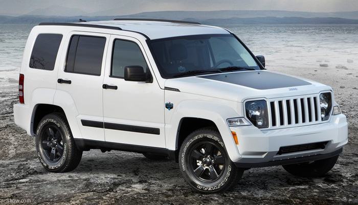 2012 Jeep Liberty Arctic photo - 3