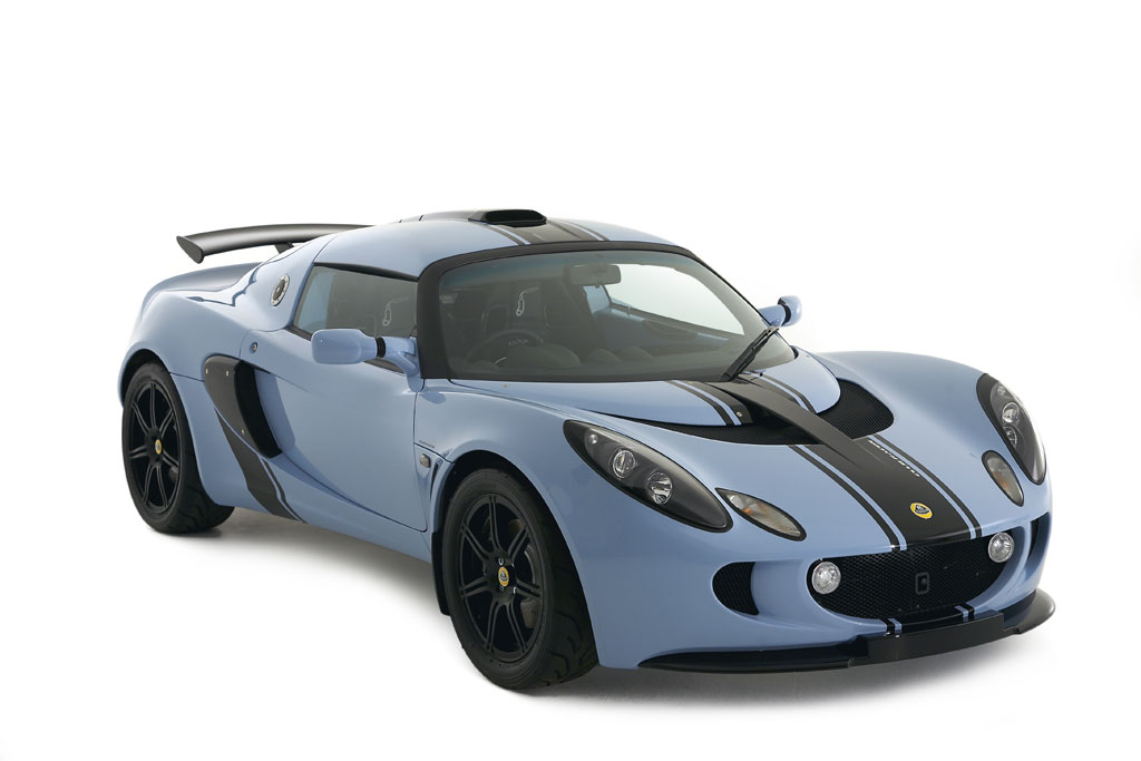 2012 Lotus Elise Club Racer photo - 2