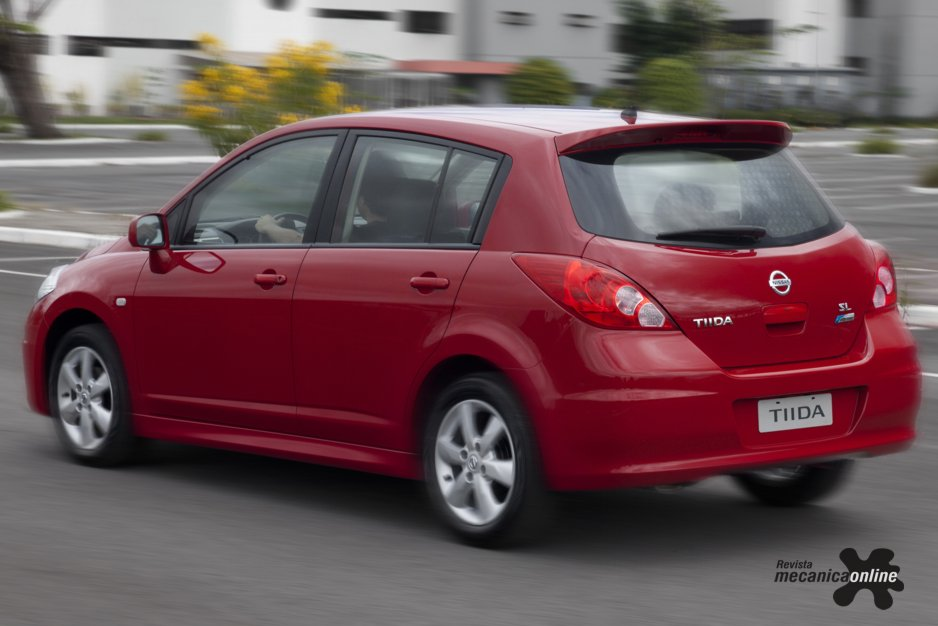 2012 Nissan Tiida | Car Photos Catalog 2019