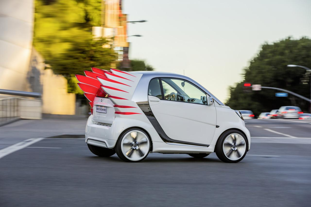 2012 Smart forjeremy Concept photo - 2