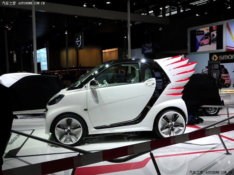2012 Smart forjeremy Concept photo - 3