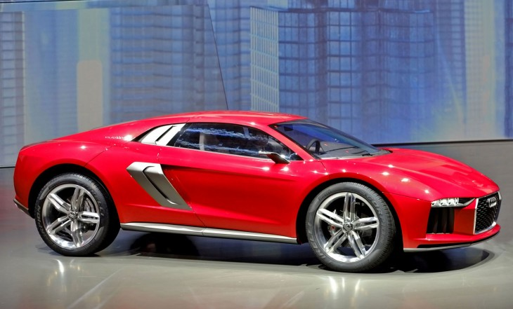 2013 Audi Nanuk quattro Concept photo - 3