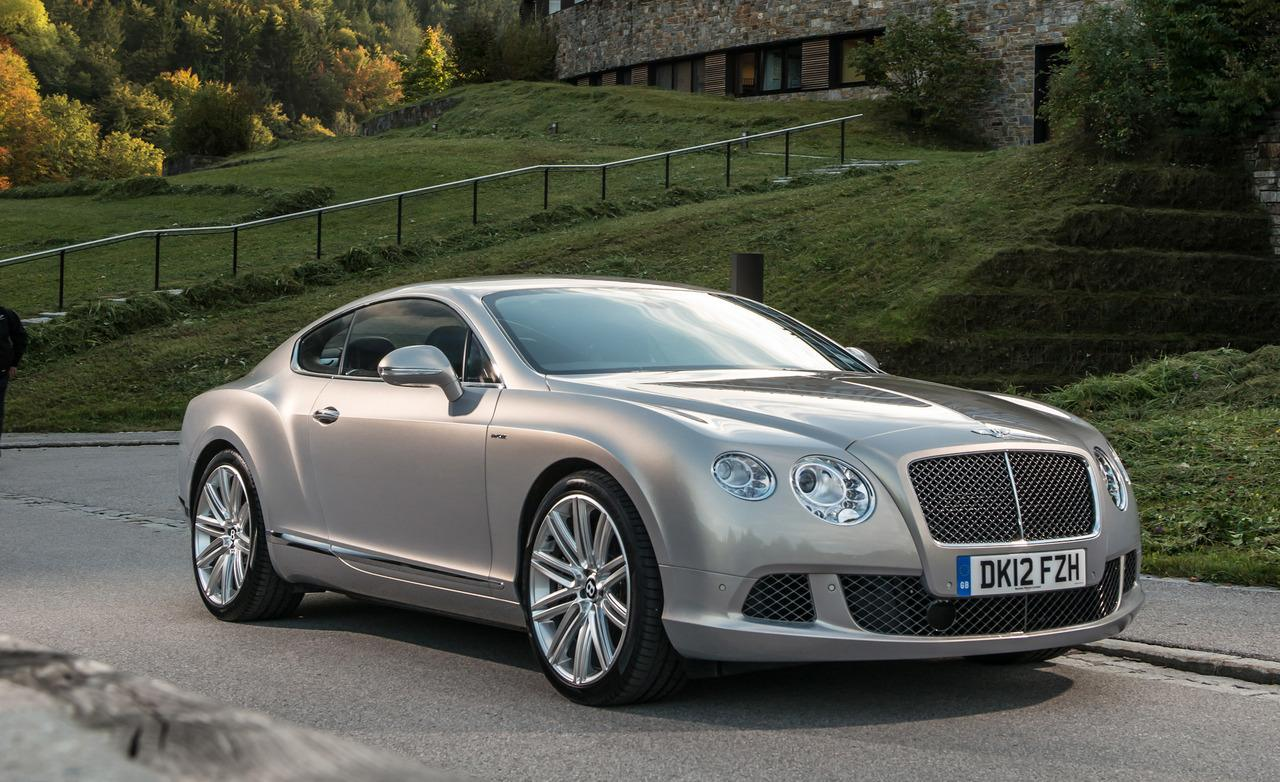 2013 Bentley Continental GT Speed photo - 1