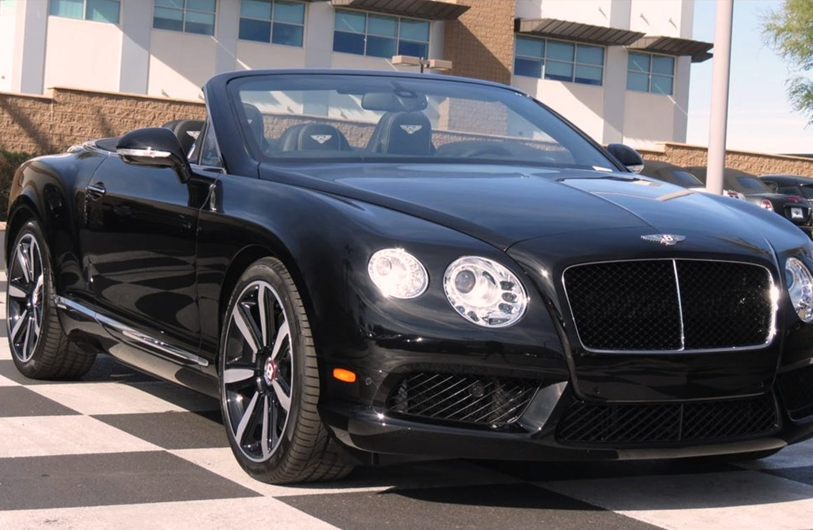 2013 Bentley Continental GT Speed photo - 2