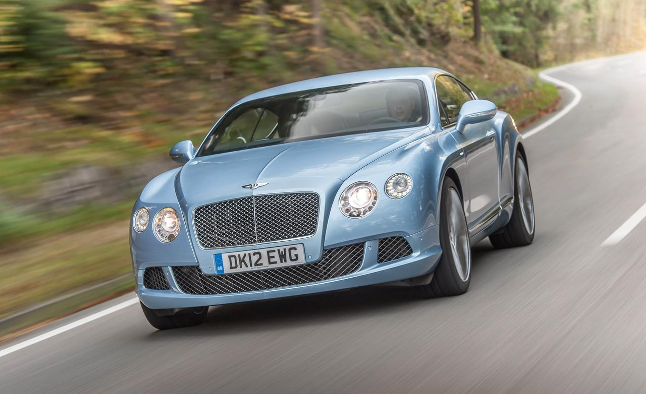 2013 Bentley Continental GT Speed photo - 3