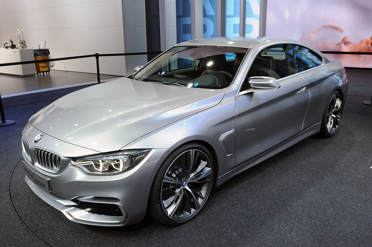2013 BMW 4 Series Coupe Concept photo - 1