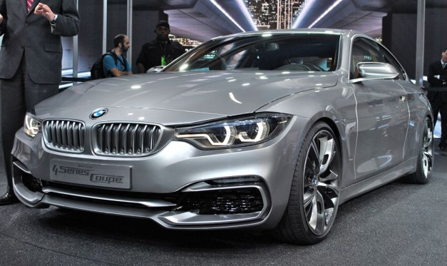2013 BMW 4 Series Coupe Concept photo - 2