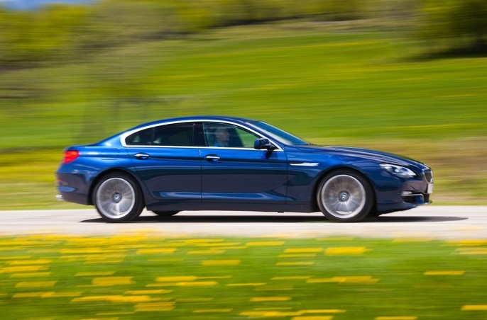 2013 BMW 6 Series Gran Coupe UK Version photo - 1