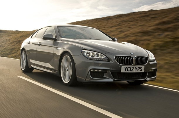 2013 BMW 6 Series Gran Coupe UK Version photo - 2