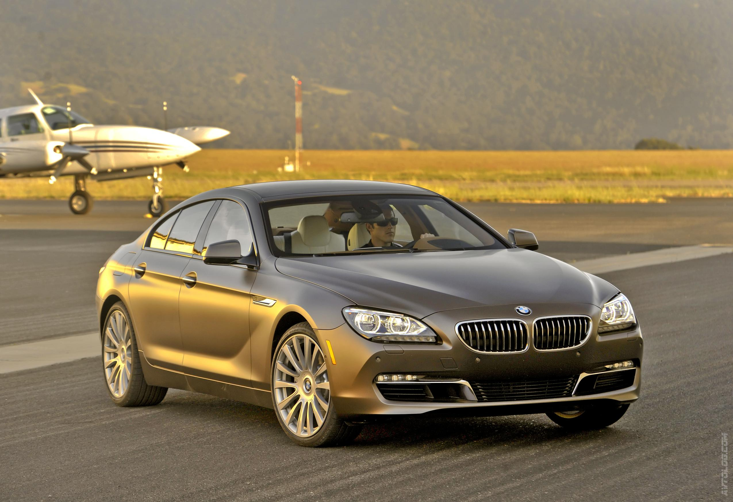 2013 BMW 640i Gran Coupe photo - 1