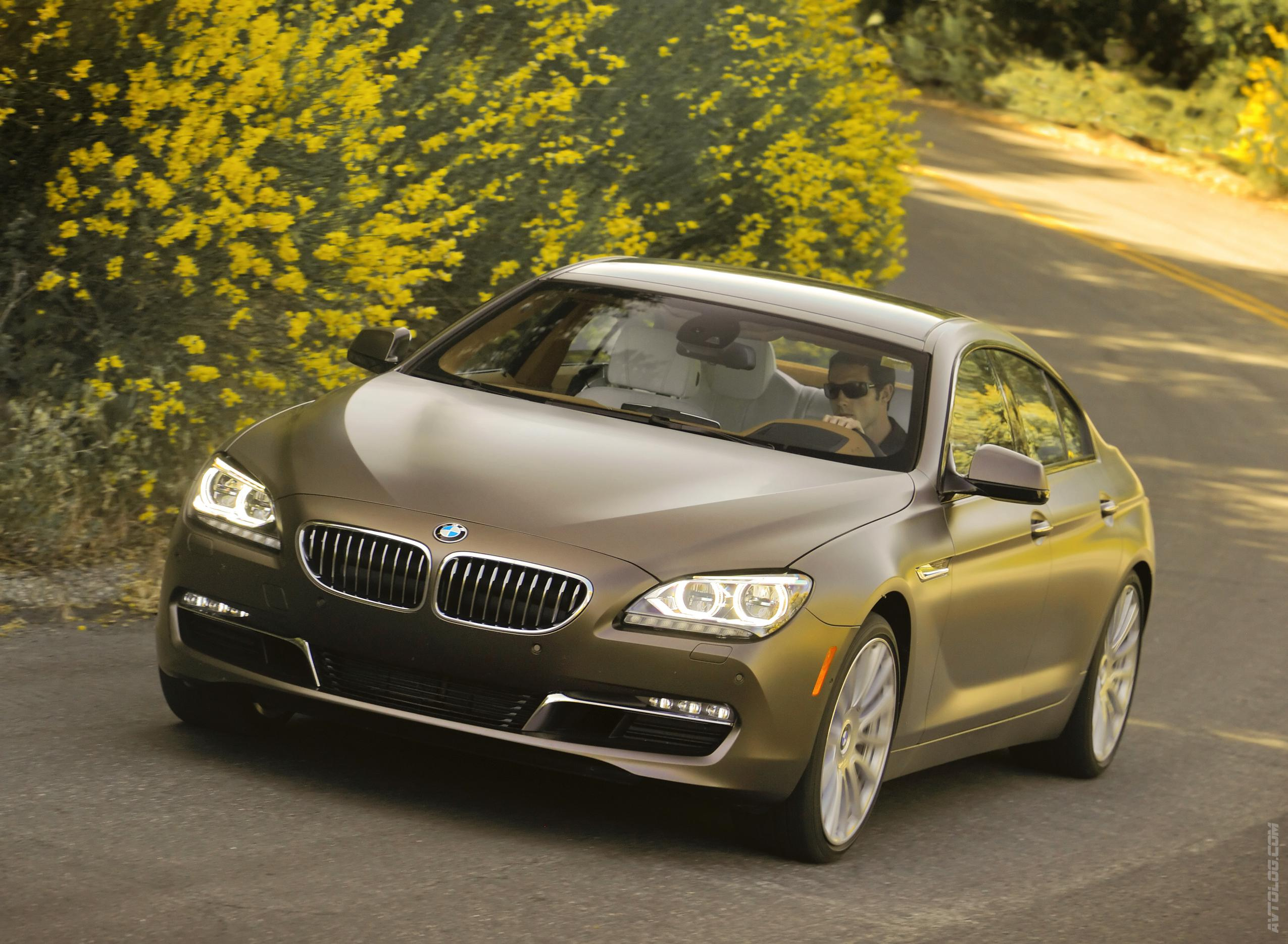 2013 BMW 640i Gran Coupe photo - 2